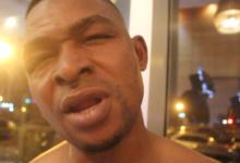 Photo of Apigwa ndani ya Dakika 1 na sekunde 55 ya pambano, aikumbuka familia (+Video)