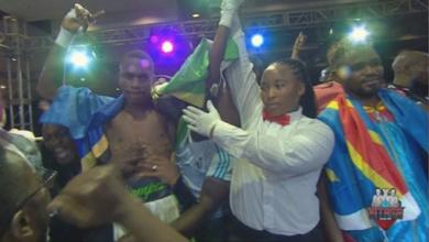 Photo of Mwakinyo amshushia kipigo Mcongo, abeba mkanda wa ubingwa WBF (+Video)