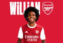 Photo of Arsenal yafanikiwa kumnasa, Willian
