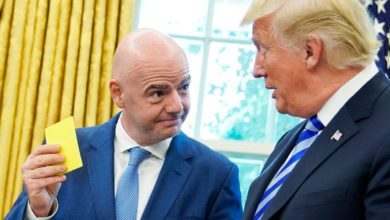 Photo of Rais FIFA, Gianni Infantino akutana na Trump