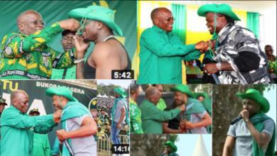 Photo of Wafahamu wasanii 5 waliozawadiwa kofia na Rais Magufuli kwenye kampeni, wakiwemo Alikiba, Diamond na Harmonize  (+Video)