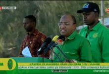 Photo of Tutahakikisha waliodhulumiwa wanapata haki zao -Dkt. Mwinyi -Mgombea Urais wa CCM -Zanzibar (+Video)