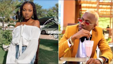 """Photo of Tommy Flavour amjibu Zuchu baada ya kuimba wimbo wake """"Mimi shabiki wa Zuchu pia, mimi ni watoto wa kifalme  (+Video)"""
