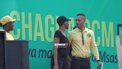 Photo of MNEC Dar Majid Nassor alivyompandisha jukwanii Luca Mgombea Udiwani Kata ya Msasani (Video)