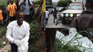 Photo of Mtoto mchanga aokotwa mto Msimbazi, wananchi kumsaka nyumba kwa nyumba aliyekitupa (Video)