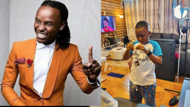 Photo of Ushauri wa Barnaba kwa mtoto wake Stave (+Video)