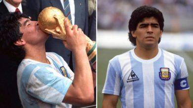 Photo of Maisha ya nyota wa zamani wa Argentina Diego Maradona kwa picha