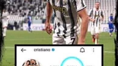 Photo of Ronaldo aweka rekodi mpya duniani, afikisha wafuasi milioni 250 Instagram