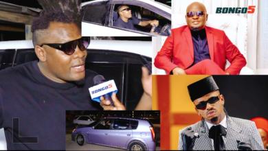 Photo of Baba Levo atoboa siri kununuliwa gari na Diamond 'Bosi wangu hapa sasa bado nyumba tu' (Video)