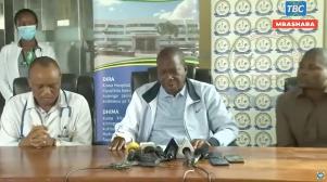 Photo of Waziri Mpango aeleza miujiza ya Mungu 'Leo siku ya tatu sijatumia mashine ya kupumua' (Video)