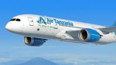 Photo of Air Tanzania kuanza safari zake kuelekea Guangzhou China tarehe hii