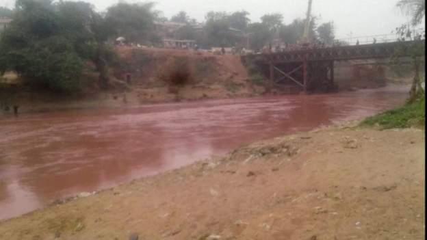 Watu 12 wafariki DR Congo kutokana na mgodi uliovuja sumu Angola