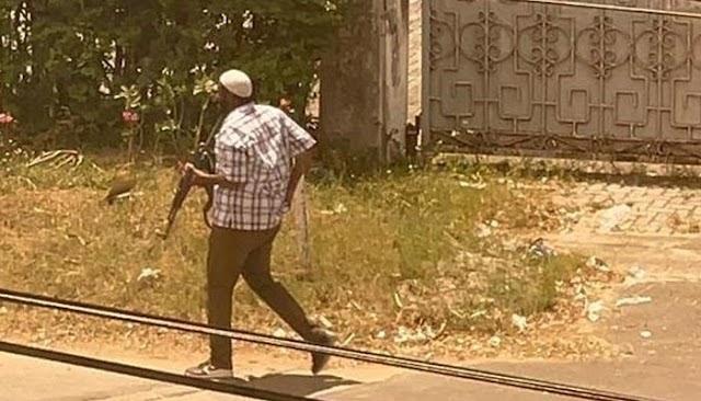 DCI Camilius Wambura: Hamza hakuwa na madini bali alikuwa gaidi ( + Audio)